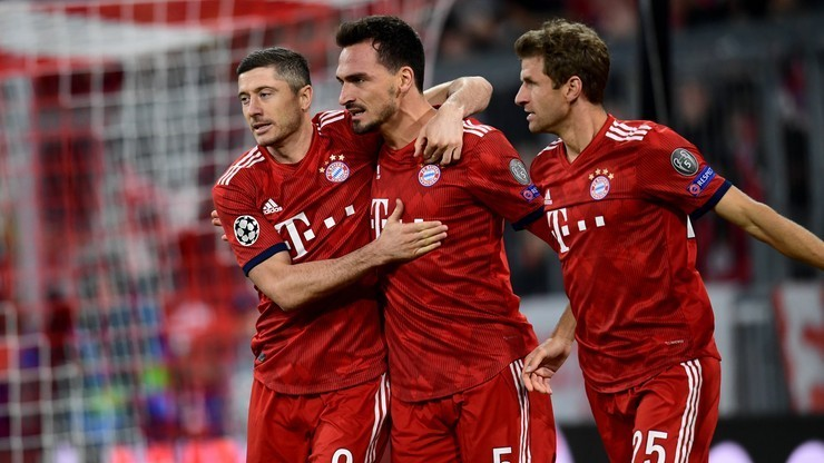 Bundesliga: Bayern w Leverkusen, Borussia we Frankfurcie