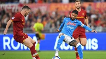Serie A: Remis w meczu Romy z Napoli. Dwie czerwone kartki dla trenerów