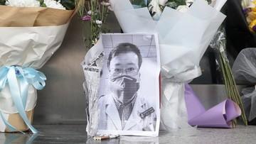 Śledztwo w sprawie zmarłego lekarza z Wuhan. Internauci okrzyknęli go bohaterem