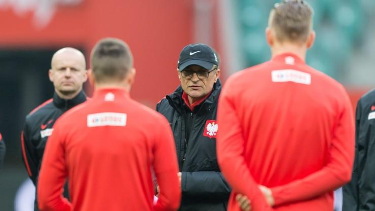 Euro 2016: 18 piłkarzy wzięło udział w pierwszym treningu w Jastarni