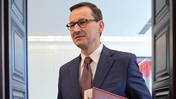 Morawiecki dla Politico: UE tkwi w błędnym kole kolejnych kryzysów