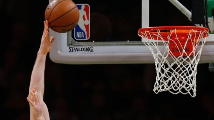 NBA: Kolejna wygrana Warriors, porażka Milwaukee