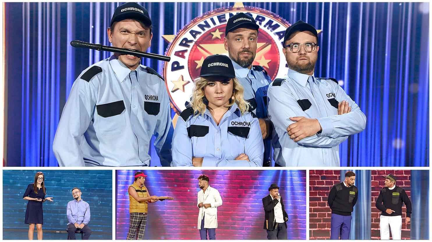 Paranienormalni Show: Napad, ochrona i... miłosny stand-up - Polsat.pl