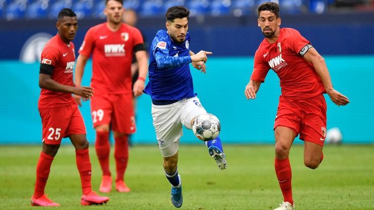 Poważna kontuzja najlepszego strzelca Schalke