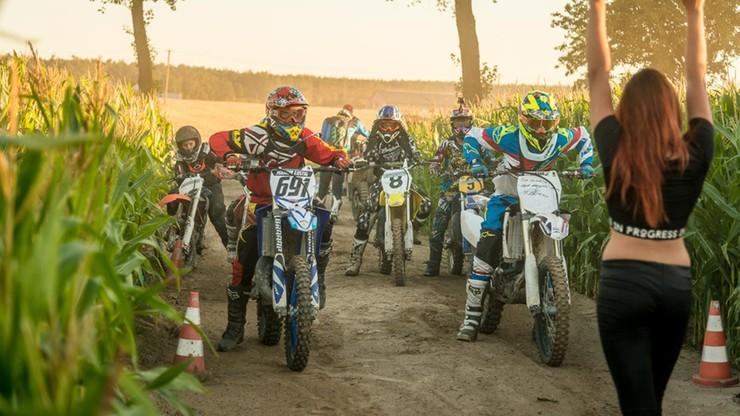Zbliża się motocrossowy obóz Moto Gang dla motocykli i quadów
