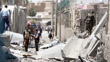 Eksplozja samochodu pułapki w Afganistanie. 14 zabitych, ponad 140 rannych