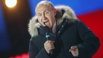 Oficjalnie: najlepszy wynik Putina w historii. Komisja kończy przeliczać głosy