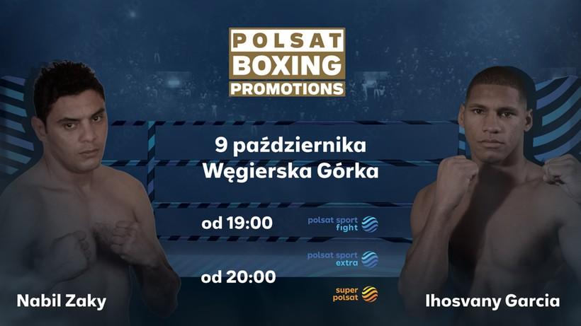 Gala Polsat Boxing Promotions na żywo 9 października