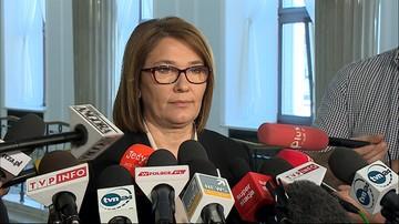 Mazurek: prezes Kaczyński był zaskoczony nagrodami dla ministrów, również ich skalą