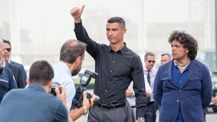 Trener Juventusu: Z Ronaldo będzie się nam grało ciężej