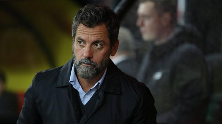 Watford zwolnił trenera