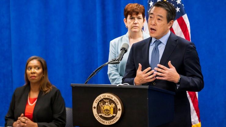 Gubernator Nowego Jorku molestował współpracownice. Jest reakcja prezydenta Bidena