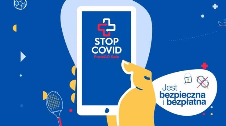 Aplikacja STOP COVID. Kancelaria Premiera zachęca do ściągnięcia