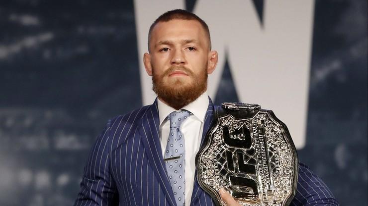 UFC 223: McGregor aresztowany! Gwiazdor UFC sam oddał się w ręce policji