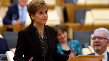 Premier Szkocji zapowiada niepodległość swojego kraju