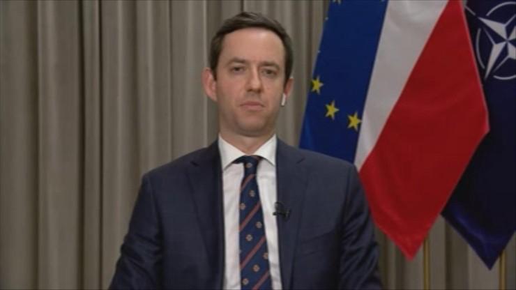 Ociepa: minister Cieślak doskonale wie, za co został wyrzucony, ma prawo nawet kłamać