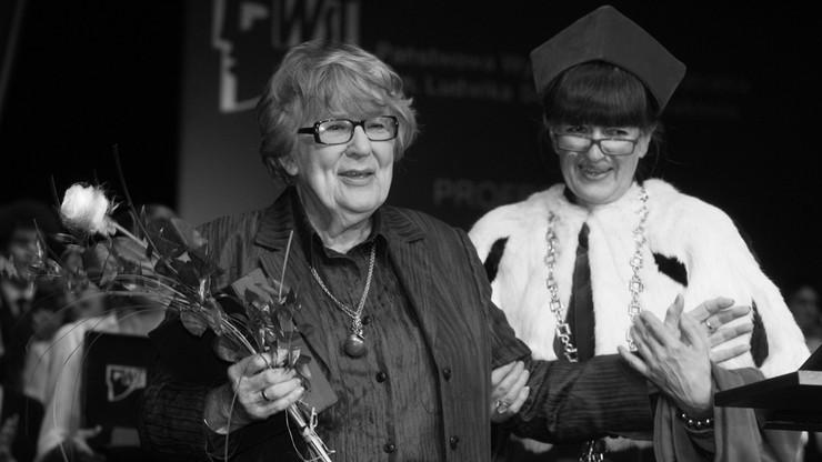 Nie żyje aktorka Marta Stebnicka. Miała 95 lat
