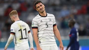 Euro 2020: Z samobójczego gola Matsa Hummelsa cieszył się... jego syn