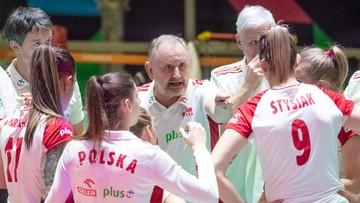 Poznaliśmy terminy spotkań reprezentacji siatkarek! Transmisje w Polsacie Sport