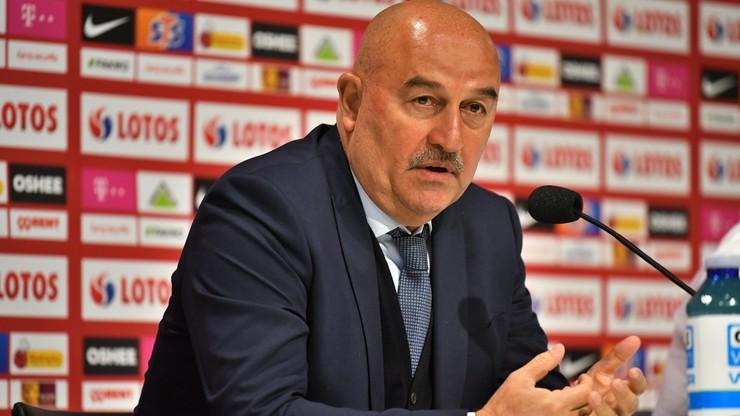 Euro 2020. Rzecznik reprezentacji Rosji: Dymisja Czerczesowa nie jest omawiana