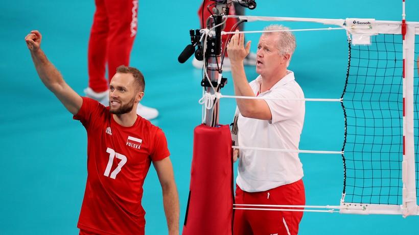 Wyniki polskich siatkarzy w igrzyskach olimpijskich