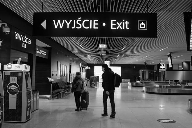 Lotnisko w Gdańsku w czasie stanu zagrożenia epidemicznego