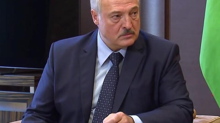 Białoruskie media: Łukaszenka dostał od Trumpa prezent na święta