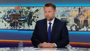 """""""To były trudne dwa dni"""". Kierwiński po imprezie u dziennikarza"""