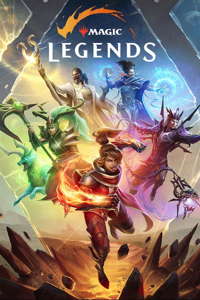 """2021-07-20 Recenzja Polsat Games: """"Magic: Legends"""" w wersji beta"""