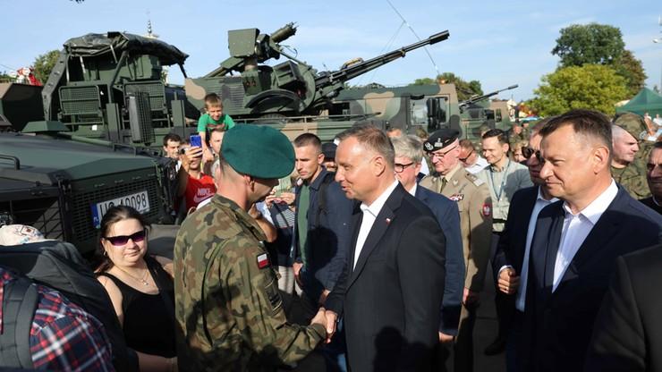 Polski kontyngent wojskowy w Afganistanie. Prezydent Andrzej Duda podpisał postanowienie