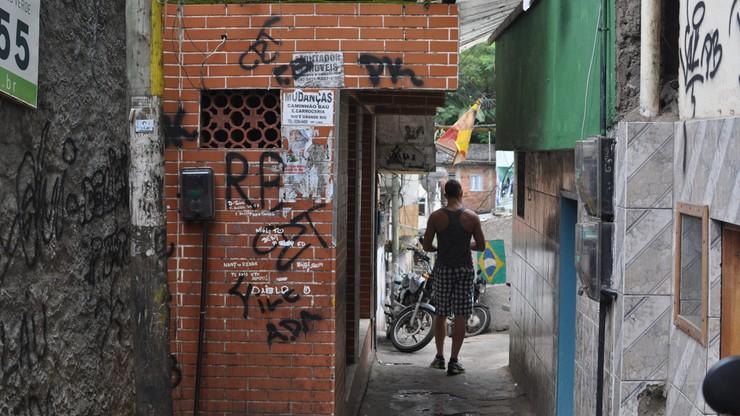 W Rio niebezpiecznie. Ludzie ostrzegają się nawzajem na portalu społecznościowym