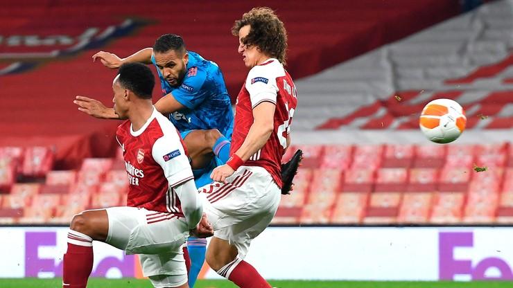 Liga Europy: Bramka dla Olympiakosu, awans Arsenalu