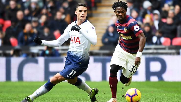 Wymęczone zwycięstwo Tottenhamu na Wembley
