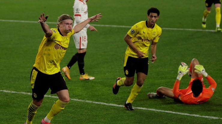 Liga Mistrzów: Sevilla - Borussia Dortmund. Skrót meczu (WIDEO)