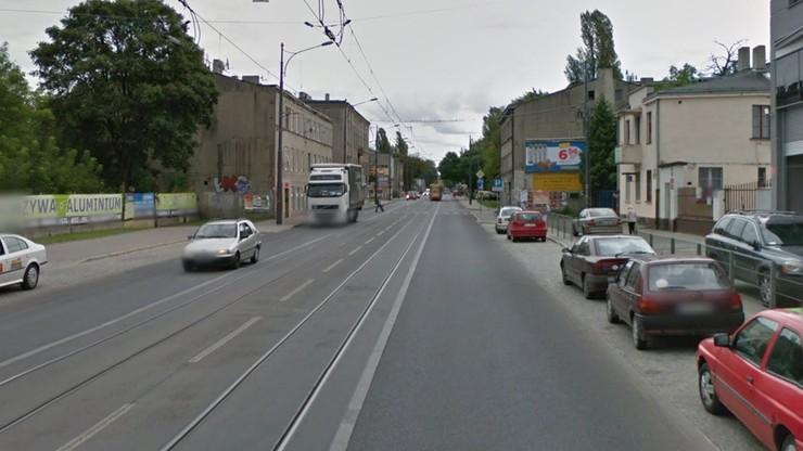 Pseudokibice pobili się w Łodzi. W starciu miało brać udział ok. 30 osób