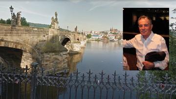 Polacy uratowali czeskiego Marlona Brando, który tonął w Wełtawie. Aktor zmarł jednak w szpitalu