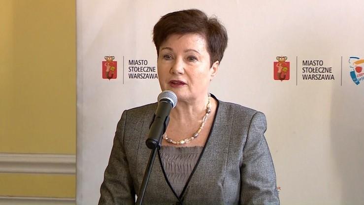 Gronkiewicz-Waltz: Twarda jest własnością miasta, nasze starania zatrzymały jej zwrot