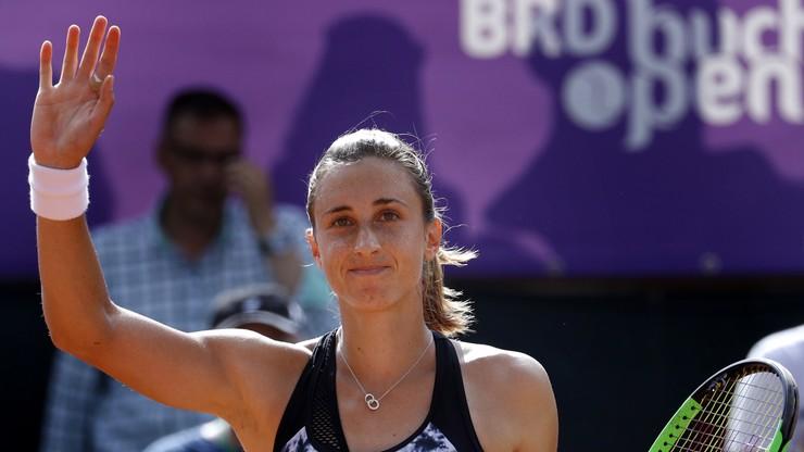 WTA w Stambule: Pierwsze zwycięstwo Martić