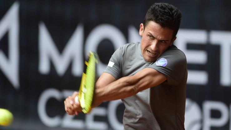 ATP w Umag: Kwalifikant Balazs w finale