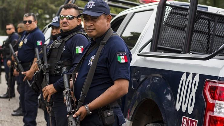Gangsterskie porachunki w Meksyku. Zginęło 19 osób