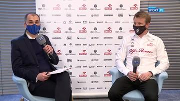 """Kimi Raikkonen: Nie widziałem jeszcze tego bolidu """"w jednym kawałku"""""""
