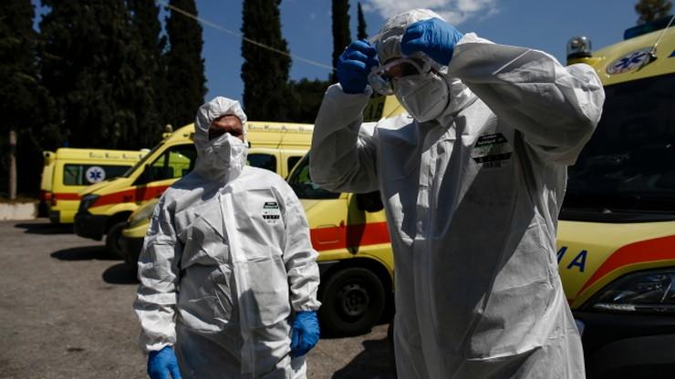 Rośnie liczba ofiar koronawirusa w Niemczech