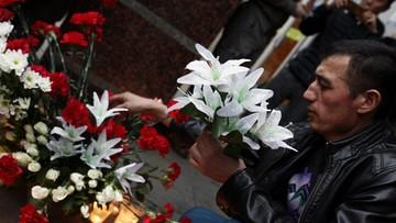 W Petersburgu żałoba po zamachu. Wzrosła liczba ofiar