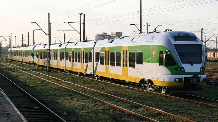 Warszawa: skrócona trasa pociągów jadących w stronę Grodziska