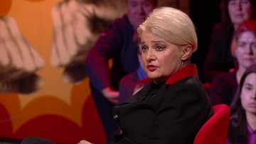 """""""Skandaliści"""": aktorka Anna Chodakowska recytuje wiersz przedstawicielowi Obywateli RP"""