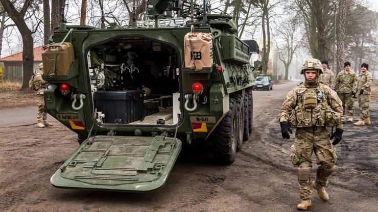 Czechy poprą Polskę w staraniach o bazy NATO