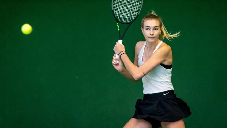 HMP w tenisie: Wiktoria Rutkowska i Szymon Kielan z tytułami w singlu