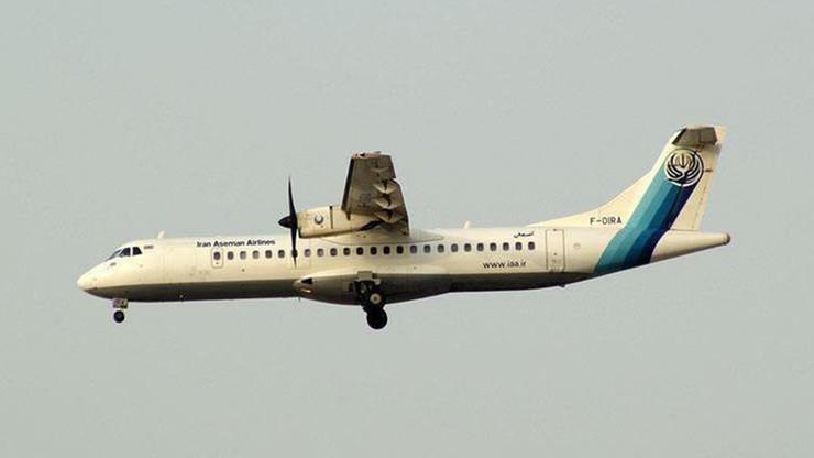 Katastrofa samolotu pasażerskiego w Iranie. Wszyscy zginęli