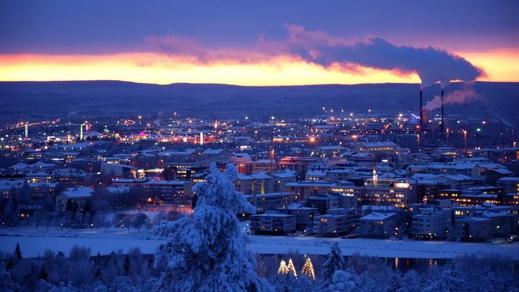 Koronawirus dotarł do Finlandii. Wykryto go w mieście Świętego Mikołaja