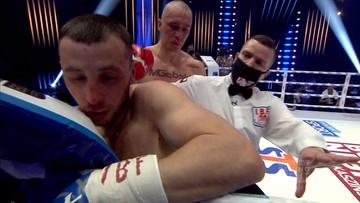 Polsat Boxing Night 10: Błyskawiczna wygrana Michała Cieślaka! Pierwsza runda! (WIDEO)